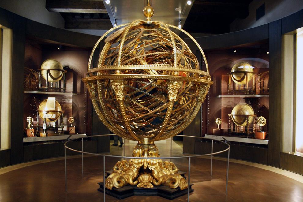 Museo Galileo, Florence, Italy