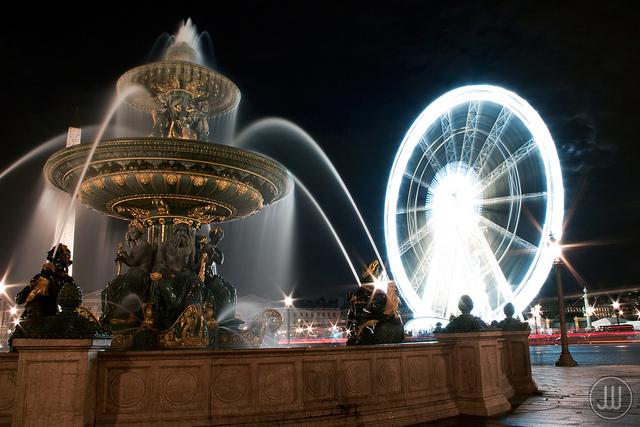 Gorgeous Place de la Concorde