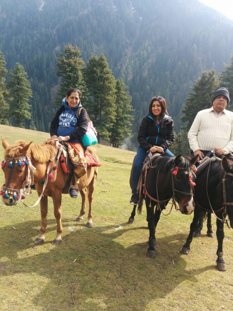 This Beautiful Kashmir Trip With My Family Was A Memory For a Lifetime