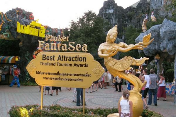 Phuket FantaSea Show - Things To Do In Phuket