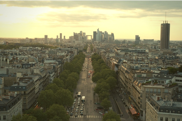 Boulevards - Paris