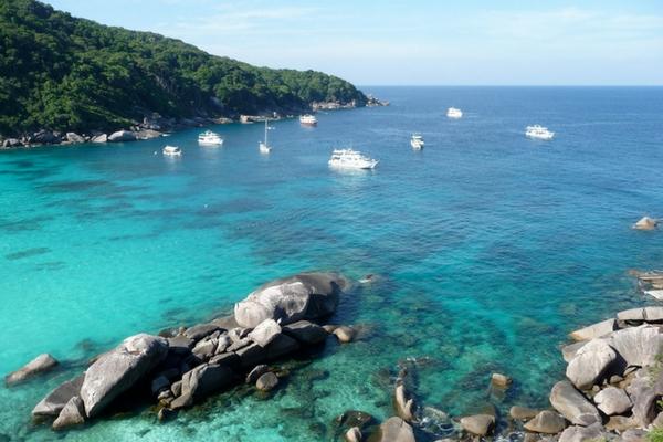 Similan Islands - things to do in phuket