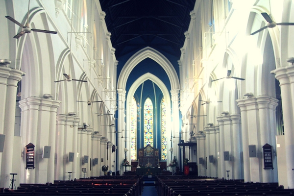 Shepherd's Cathedral, Singapore