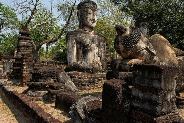 Ayutthaya and Sukhothai - All About Thailand - A Brief Travel Guide