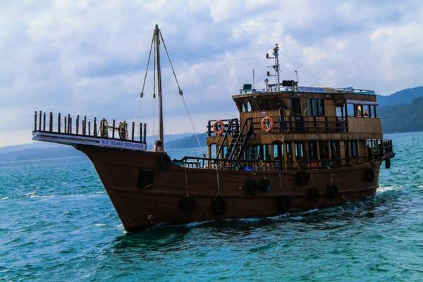 MV Island Explorer