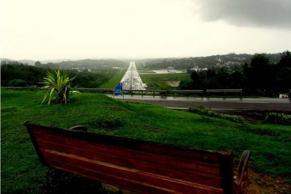 Joggers Park near Andaman Airport, Port Blair
