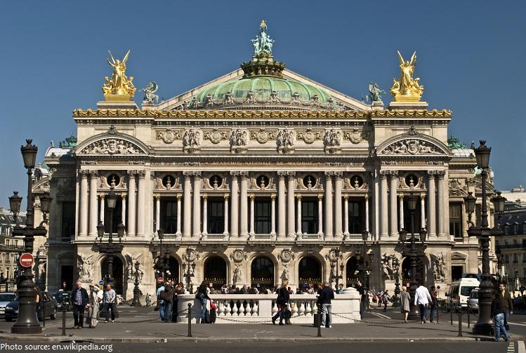 Bibliotèchque-Musée de l'Opera