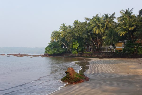 Bambolim Beach, Goa