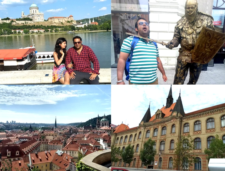 Our honeymoon in Eastern Europe was not less than a fairytale