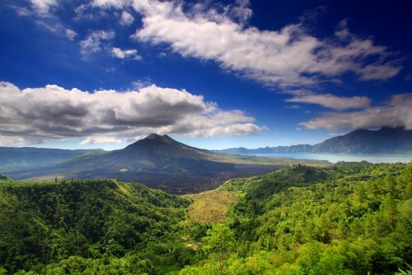 Atop Mount Batur, Bali
