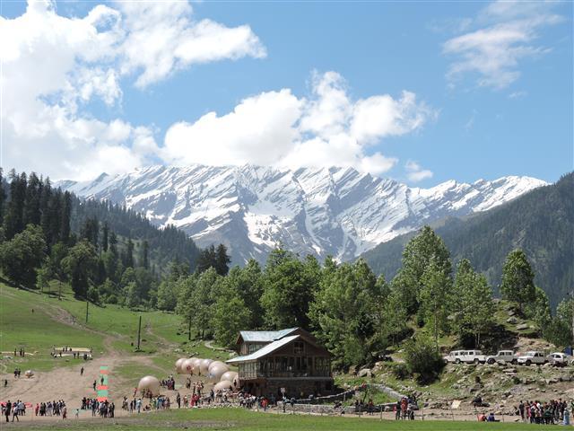 Solang, Himachal Pradesh