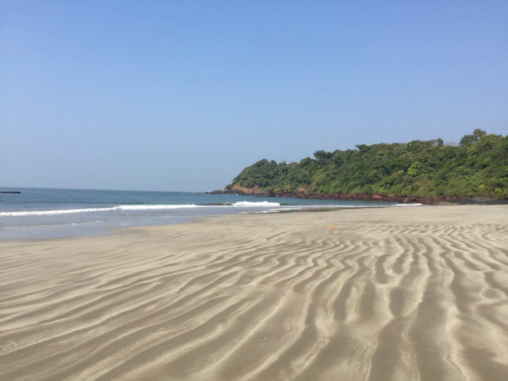 Talpona Beach, Goa