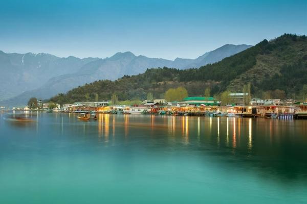 Srinagar, North India