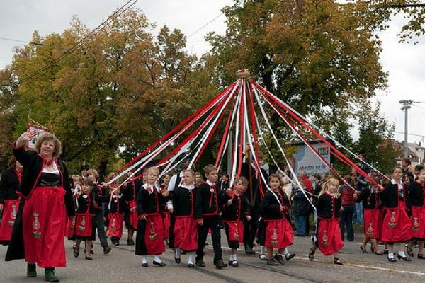Riflemen's Parade, Oktoberfest