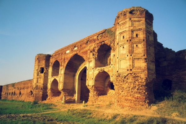Doraha Fort, near Ludhiana