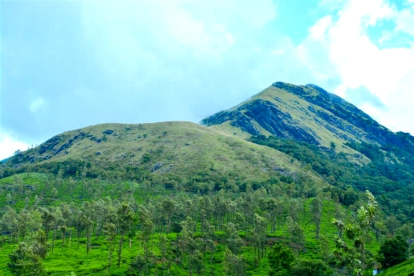 Chembra Peak, Wayanad Attractions
