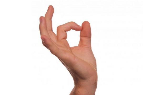 'Beautiful' Fingers - Hand Gestures