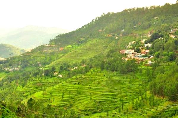 Almora, North India