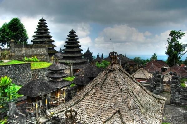 Pura Besakih, Bali