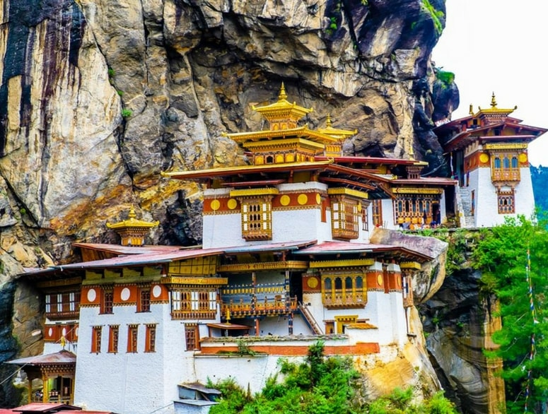 Top Places to Visit in Bhutan - The Land of Happiness - Thomas Cook