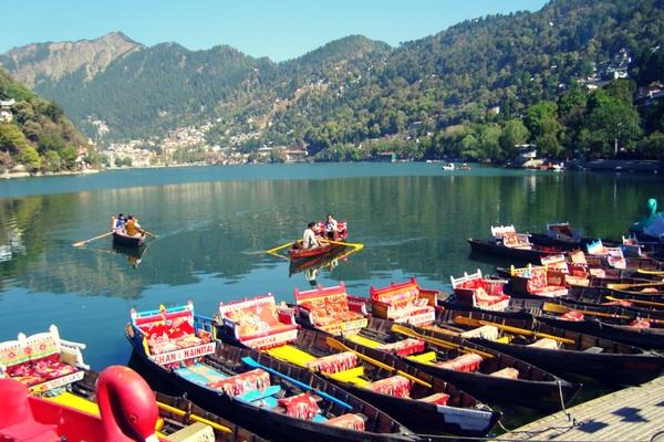 Nainital, North India