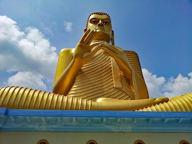 Golden Temple, Sri Lanka