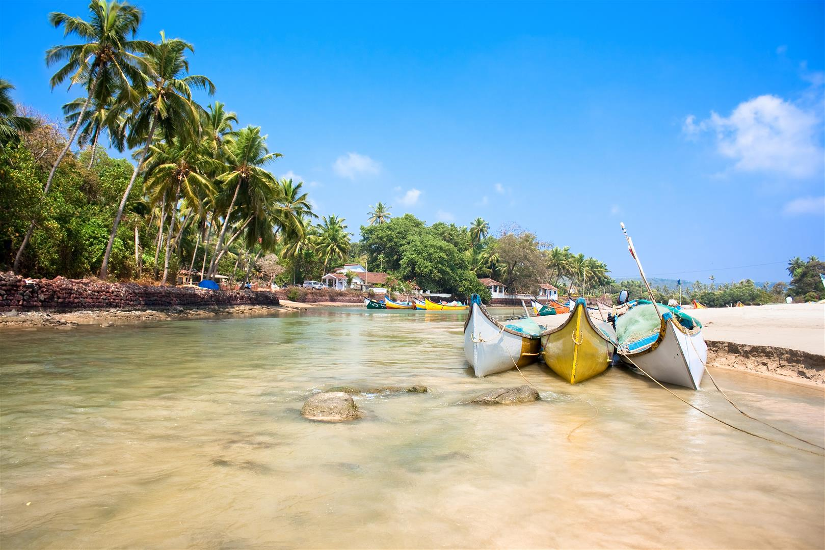 Baga Beach, Goa - Places to visit in Goa