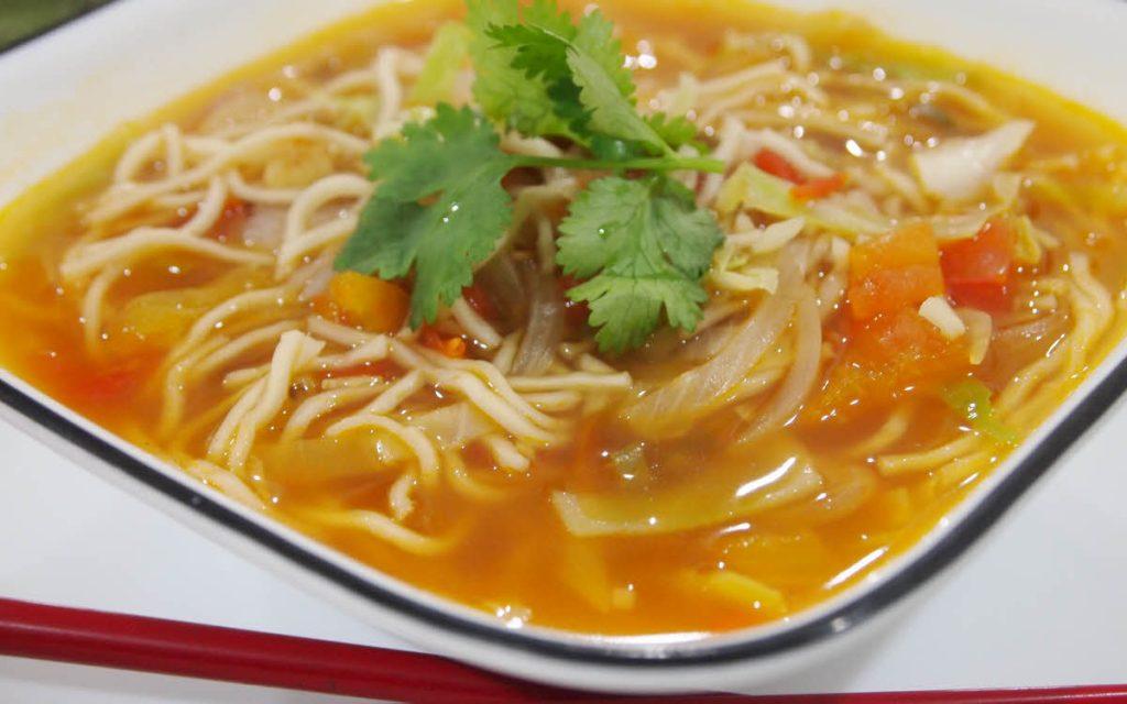 soups in Ladakh