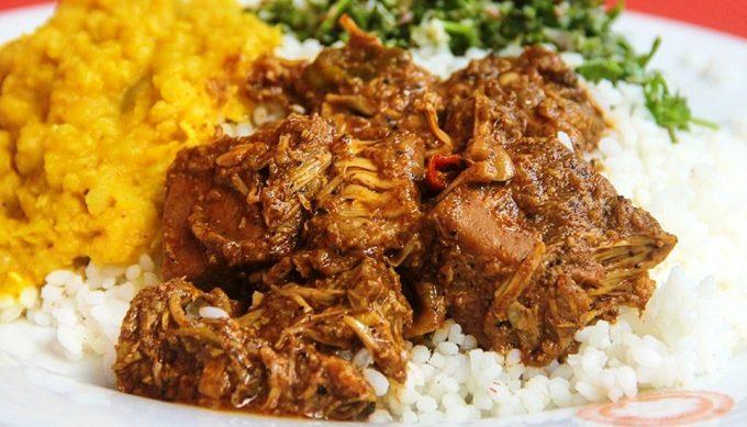 Polos, Sri Lankan Food