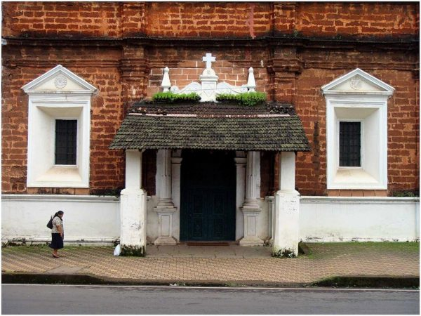 Holy Spirit Church, Goa