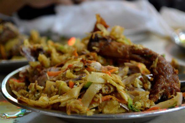 Kottu, Sri Lankan Food