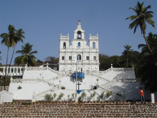 Our Lady of The Immaculate Conception Church, Goa