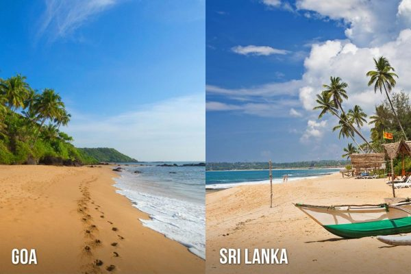 Goa or Sri Lanka