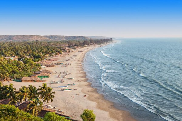 Arambol and Harmal Beach - Goa Beaches