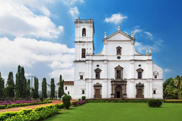 Se Cathedral, Goa