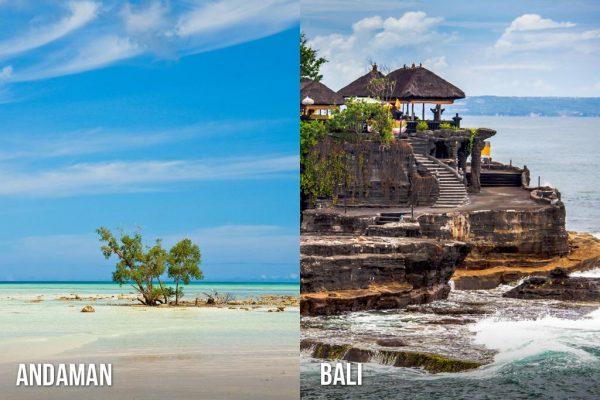 Andaman or Bali