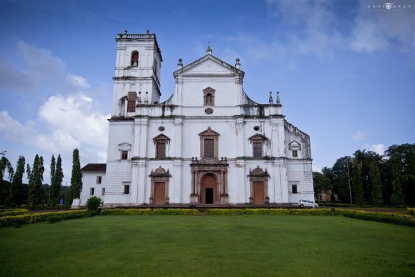 Se cathedral, South Goa