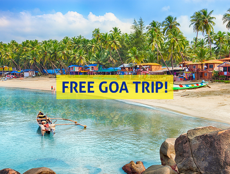 Share your travel tale with us and stand a chance to win a free Goa trip