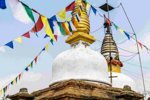 Chilancho Stupa, Nepal