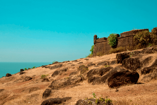 Dil Chahta Hai Fort in Goa