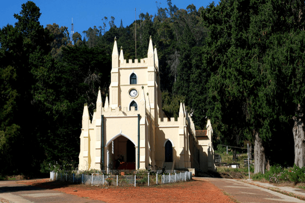 St. Stephen's Church Ooty - Places to Visit in Ooty
