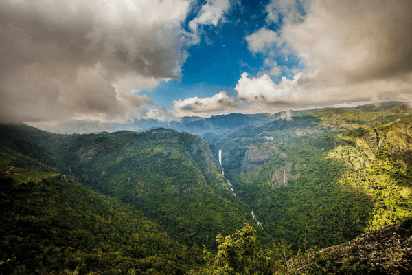 Catherine Falls Ooty - Places to Visit in Ooty