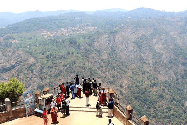 Dolphin's Nose, Ooty