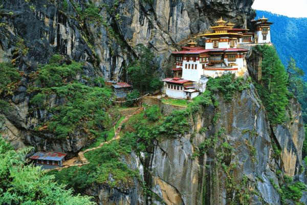 ParoTaktsang, Bhutan