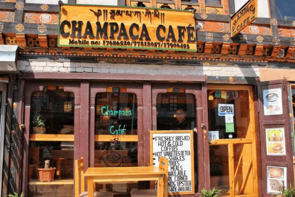 Champaca Café, Bhutan