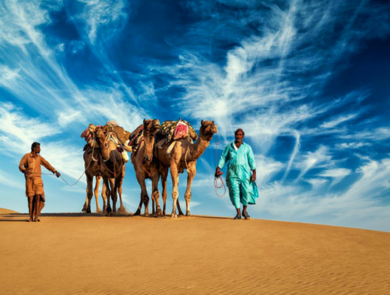 10 Places To Visit In Rajasthan For A Surreal Experience