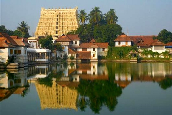 Richest temple in the world - Kerala