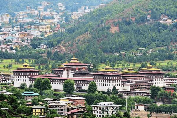 Zuri Dzong Hike, Bhutan