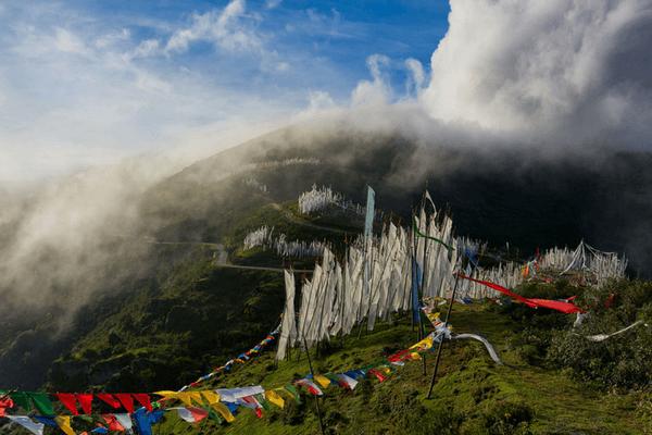 Cheli La, Bhutan