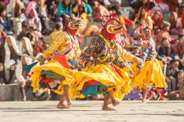 Bhutan's happy culture